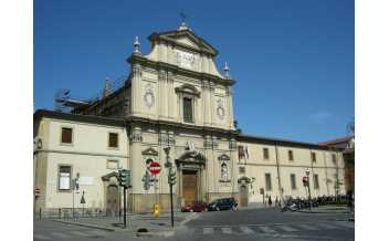 Iglesia anglicana de San Marcos, Florencia