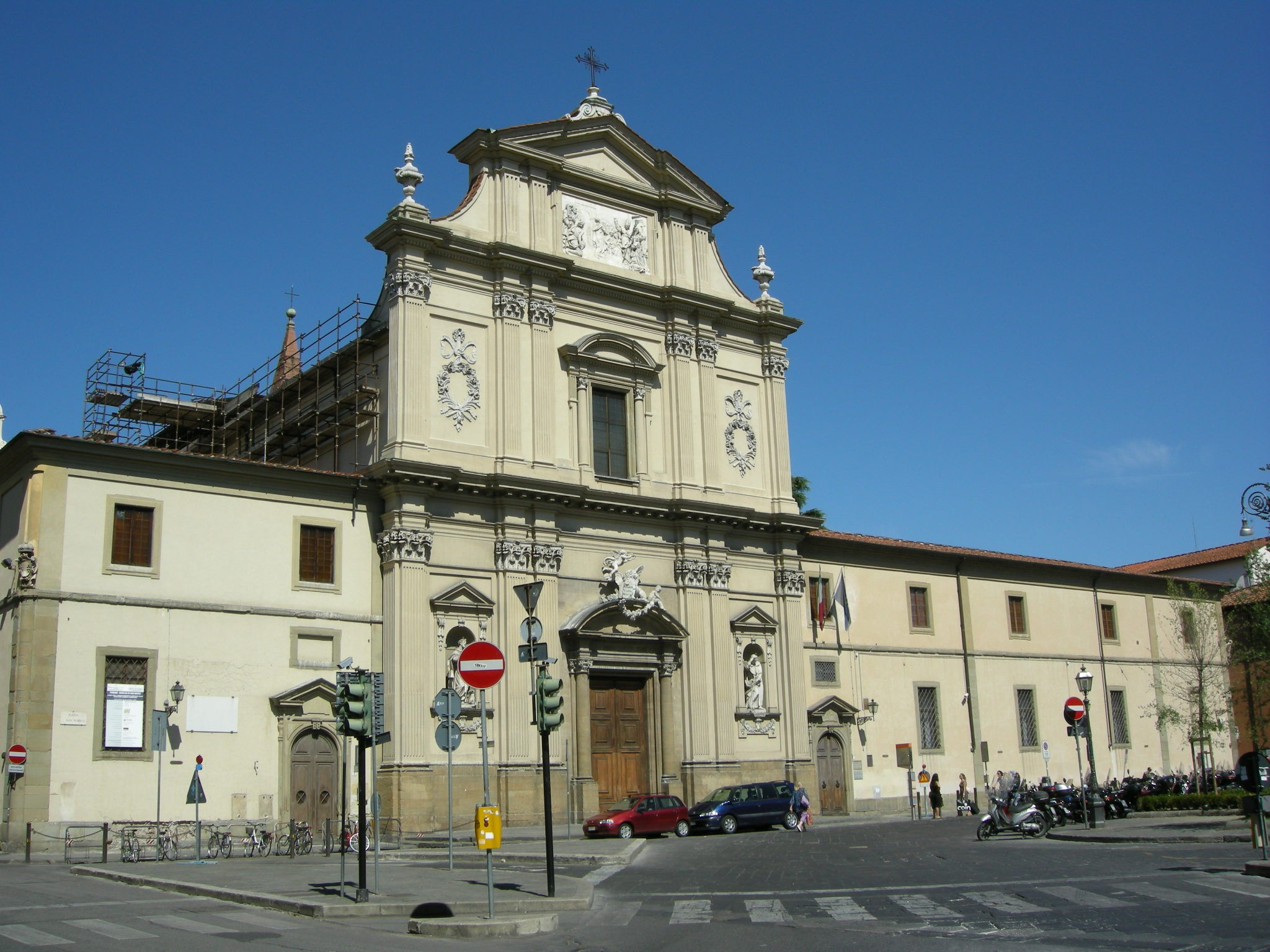 Saint Mark's English Church, Florence: All year