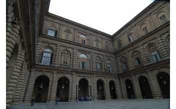 Palais Pitti, Florence