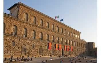 Galleria Palatina, Florence: All year
