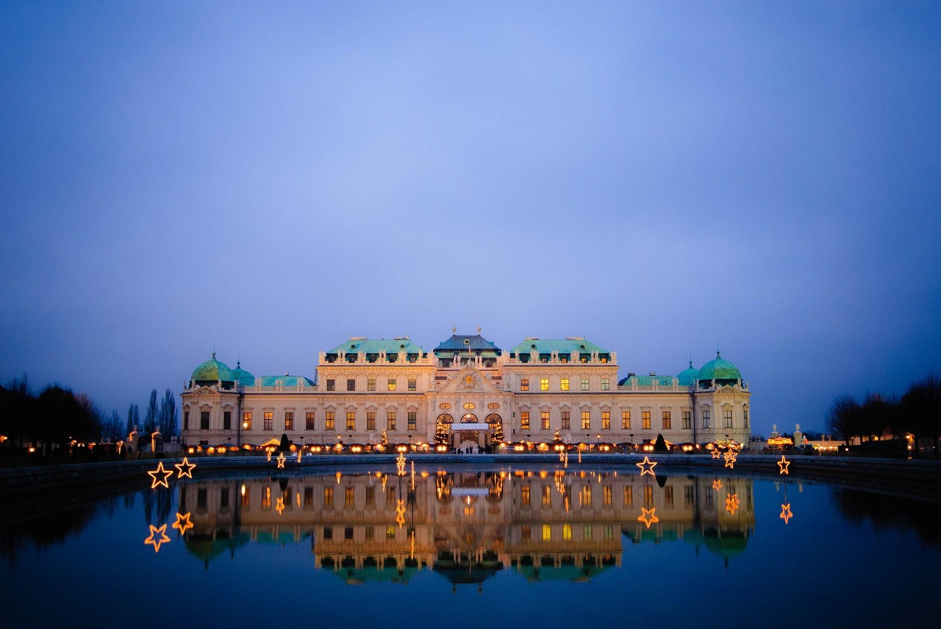美景宫美术馆,维也纳,全年