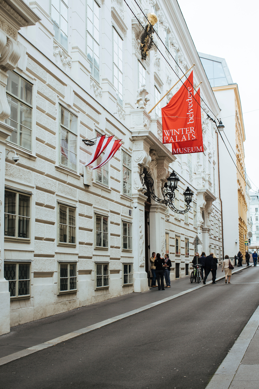 Winter Palace, Vienna: All year
