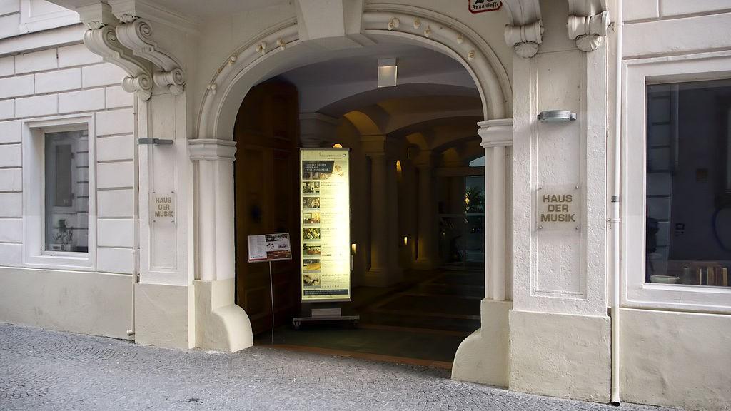 The Haus der Musik (House of Music), Vienna: All year