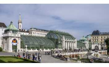 Imperial Butterfly House, Vienna: All year