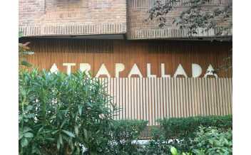 Atrapallada, Restaurant, Madrid, Spain