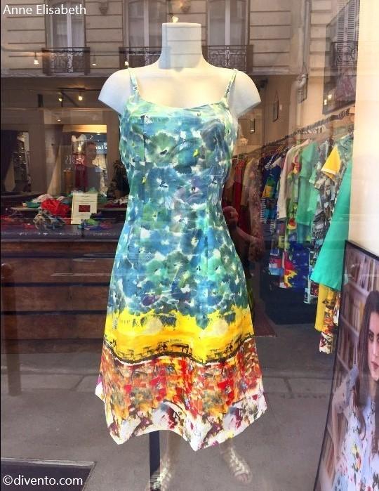 Anne Elisabeth, Boutique, Paris