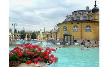 Széchenyi Thermal Bath, Budapest: All year