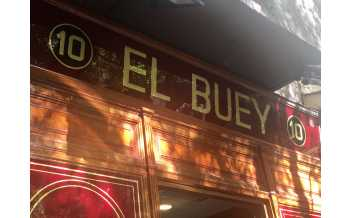 El Buey, Restaurant, Madrid