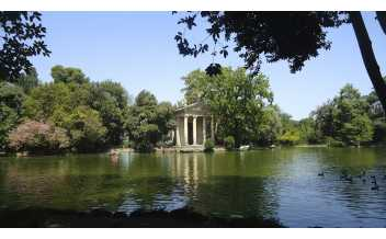 Villa Borghese, Rome: All Year