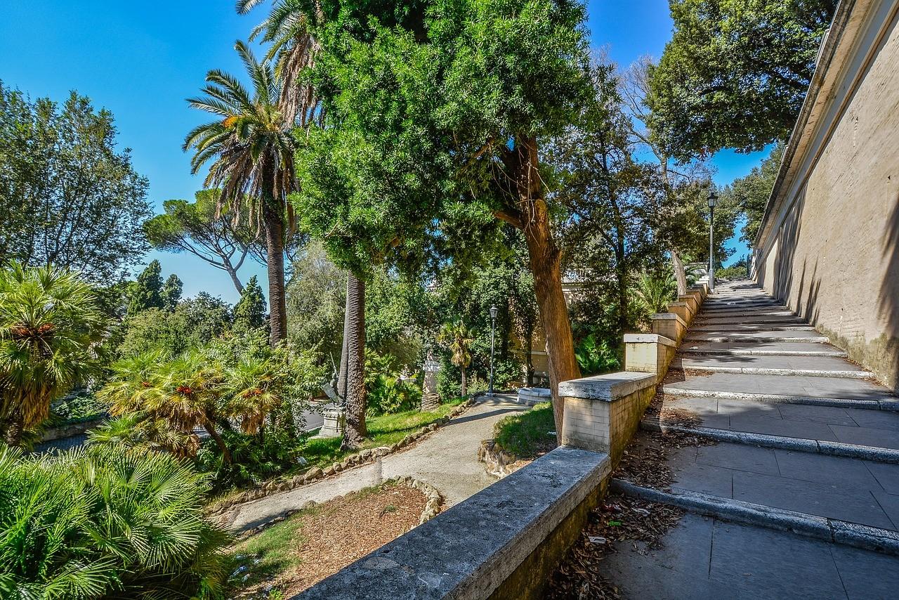 Villa Borghese, Rome: All Year