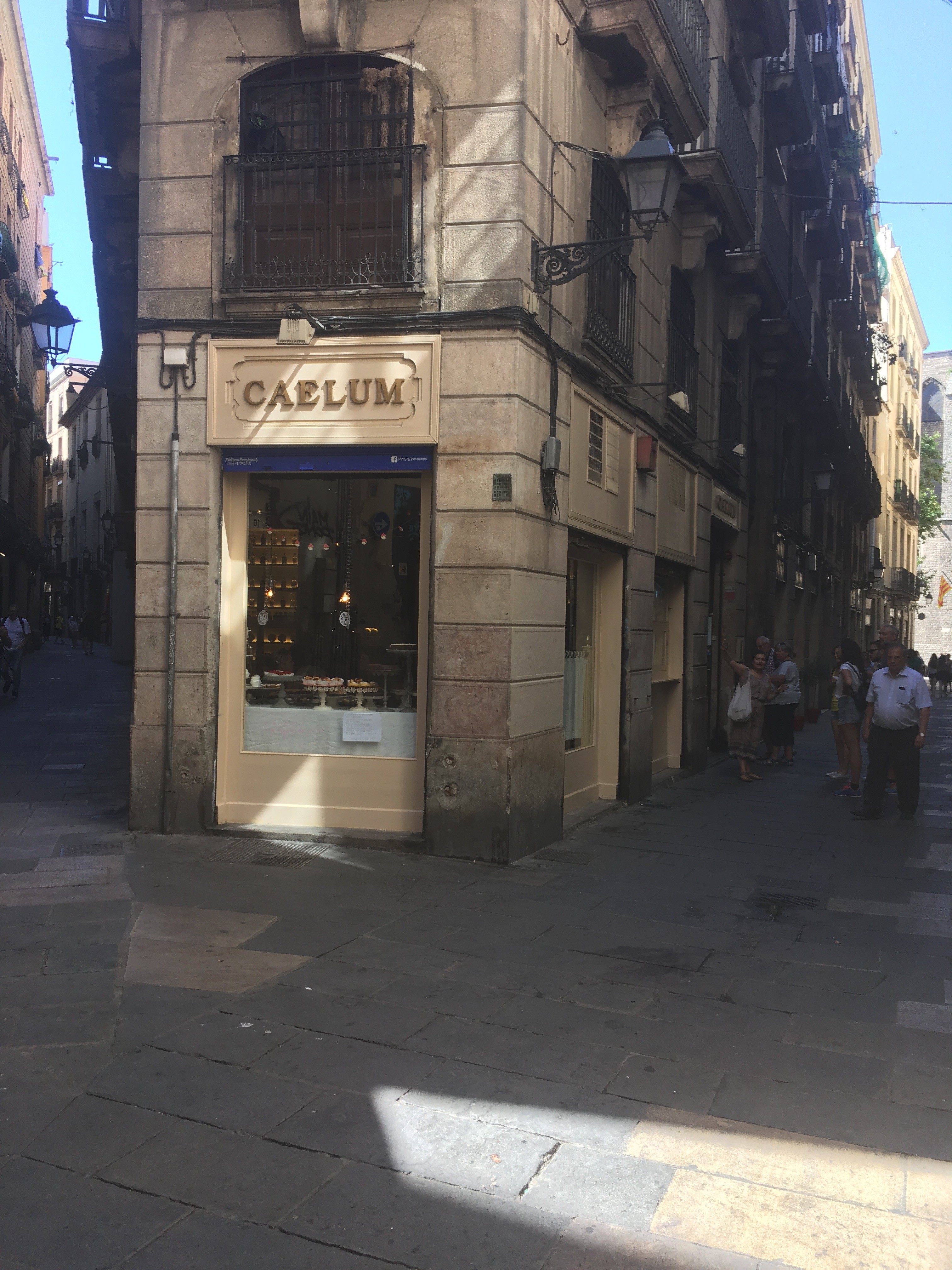 Caelum, Café, Barcelona