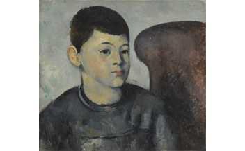 Cézanne's Portraits: Exhibition, National Portrait Gallery, London, 26.10.2017 - 11.02.2018