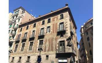 La Casa de la Seda, Museum, Barcelona