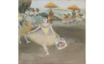Degas Dance Drawing. A tribute to Degas with Paul Valéry, Musée d'Orsay, Paris: 28 November 2017-25 February 2018