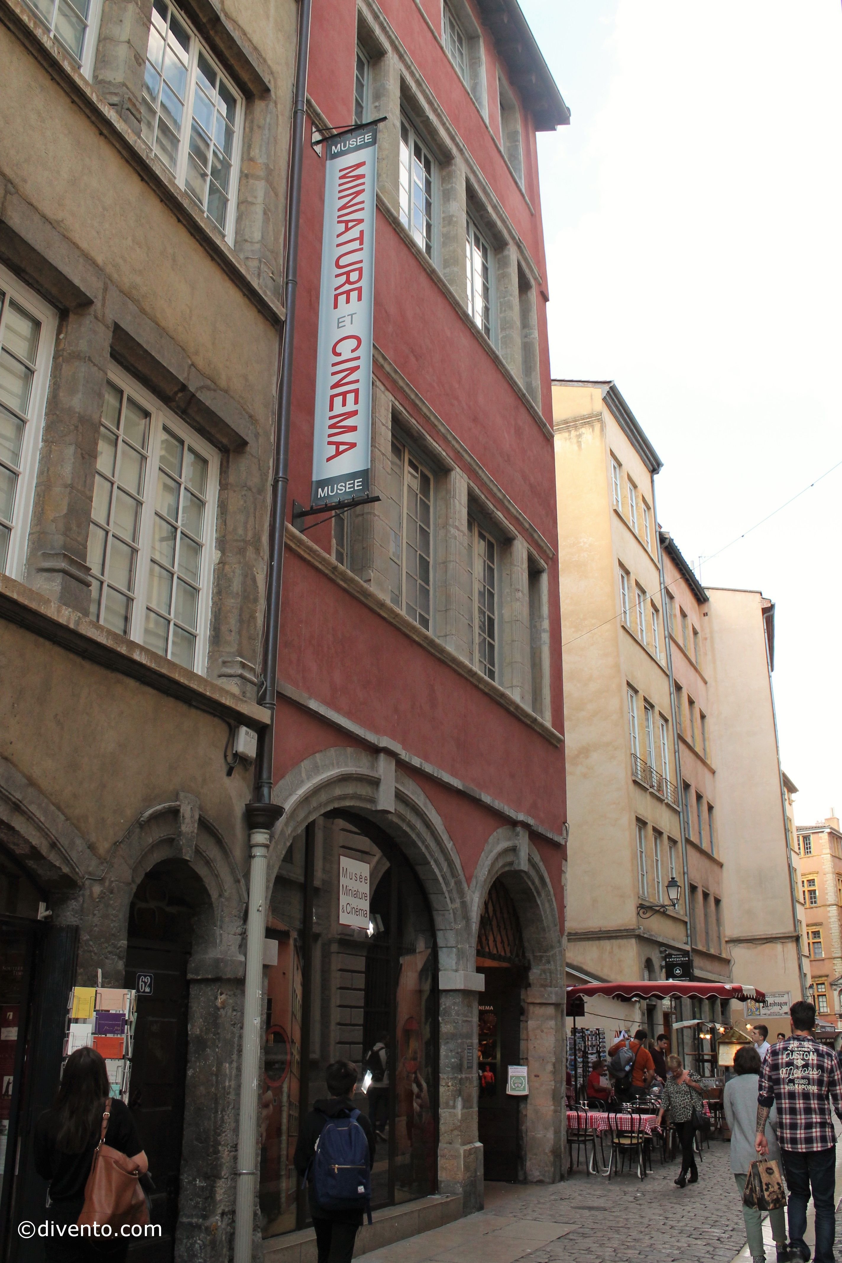 Musée Miniature et Cinéma, Lyon: All Year