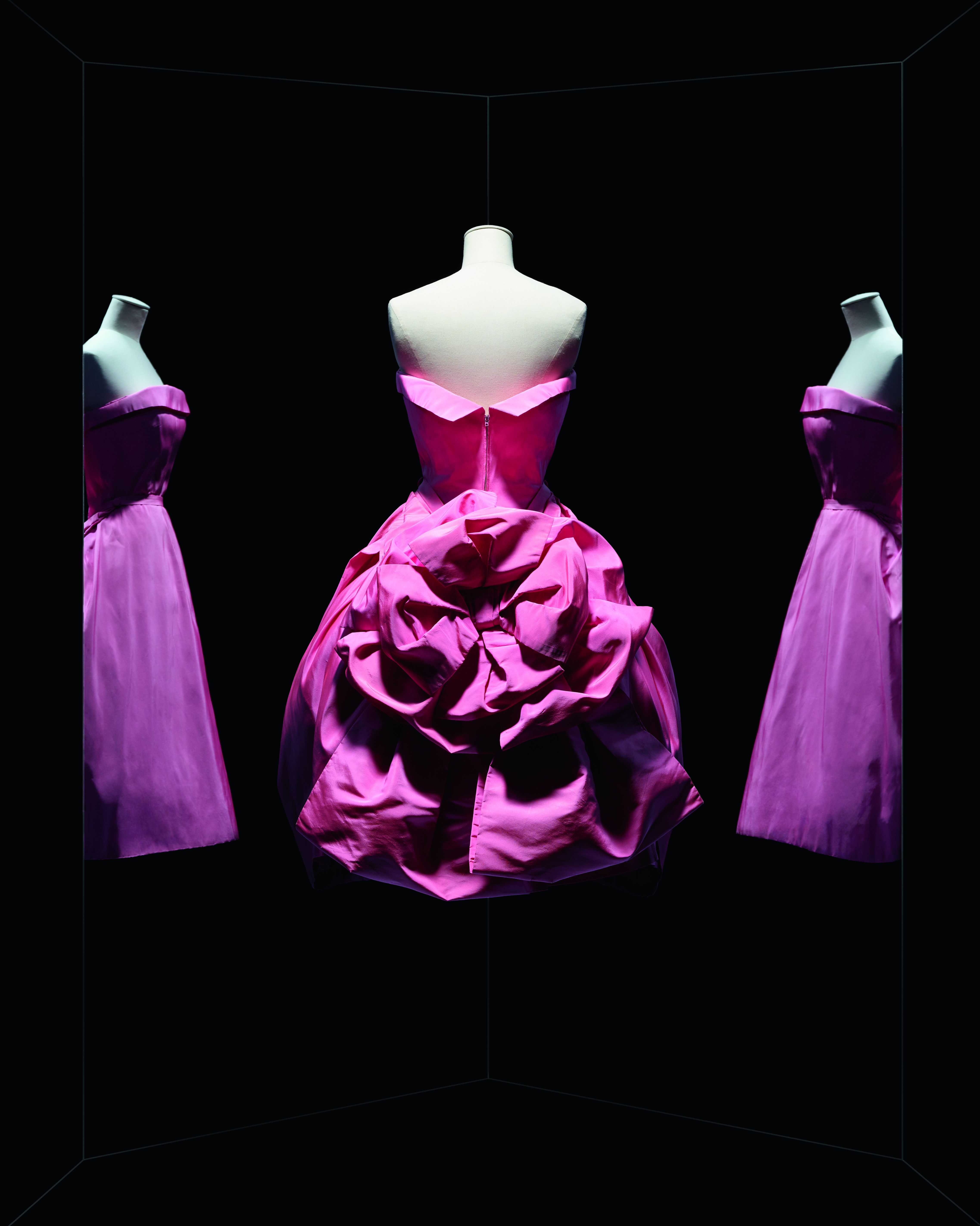 Christian Dior, Opéra Bouffe gown, Haute Couture, Fall-Winter 1956