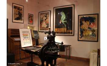 Musée de l'Imprimerie, Lyon: All year