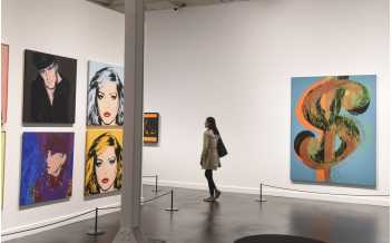 Warhol. Mechanical Art, Exhibition, CaixaForum, Barcelona: until 31 December 2017