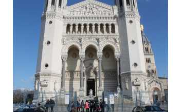Basilique Notre-Dame de Fourvière, Lyon