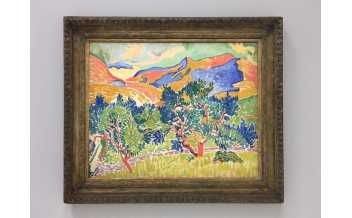 """André Derain Exhibition """"1904 - 1914. the radical decade"""", Centre Georges Pompidou, 4 October - 29 January 2018"""