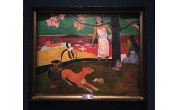 Gauguin the Alchemist, Grand Palais, Paris: 11 October 2017 - 22 January 2018