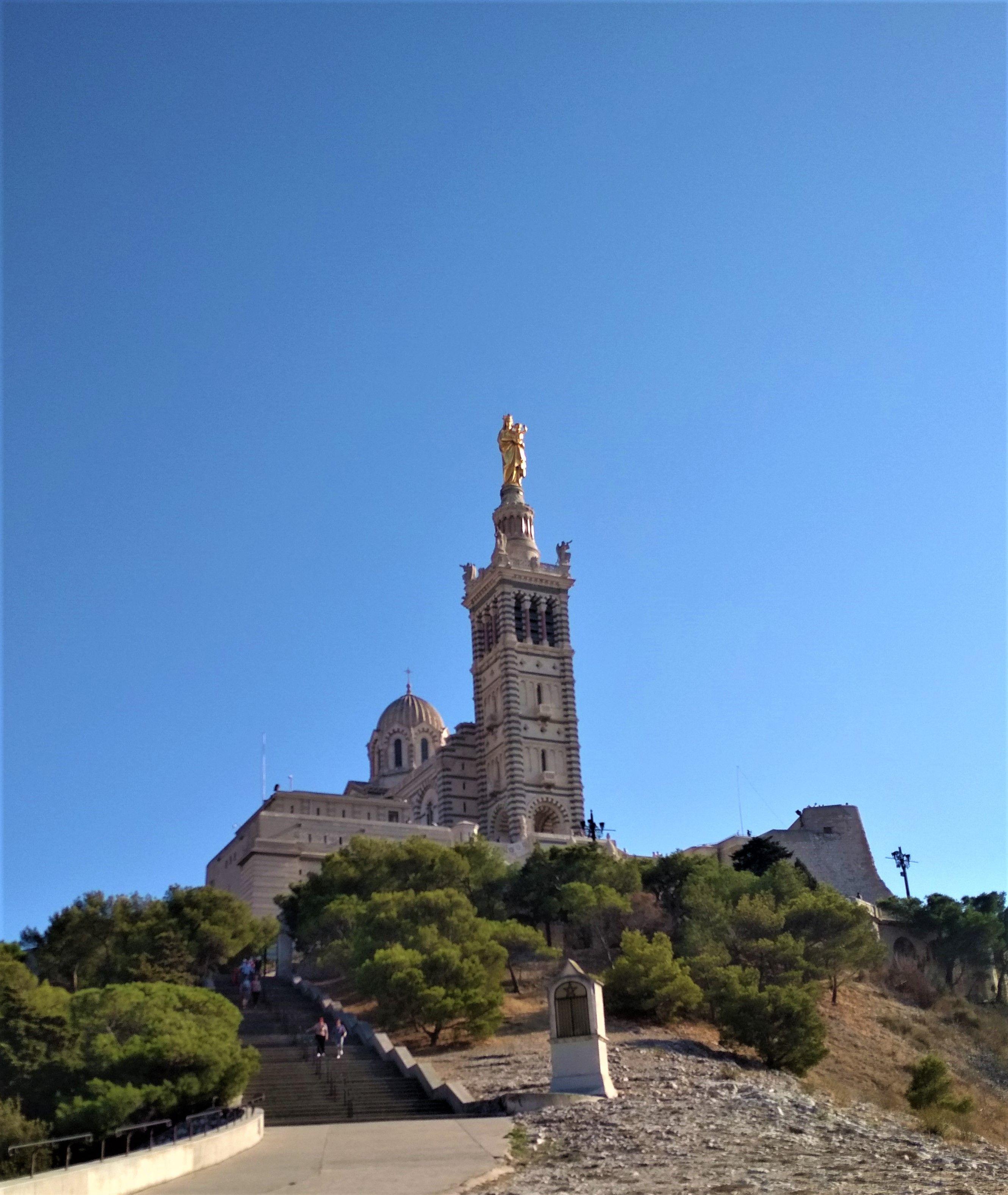 Basilique Notre-Dame de la Garde, Marseille