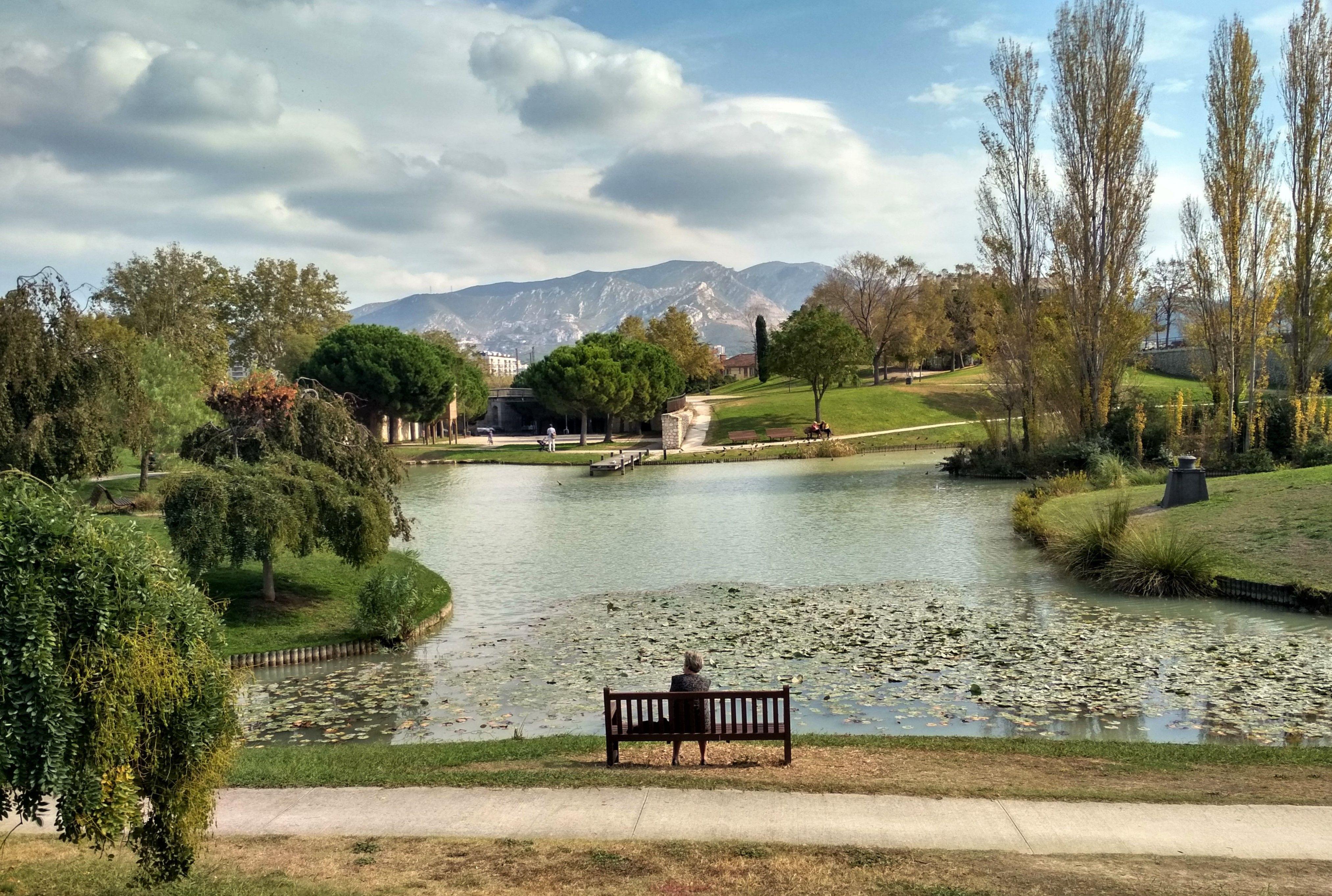 Parc du 26ème Centenaire, Marseille: All Year