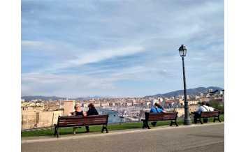 Jardin Émile Duclaux, Marseille, All Year