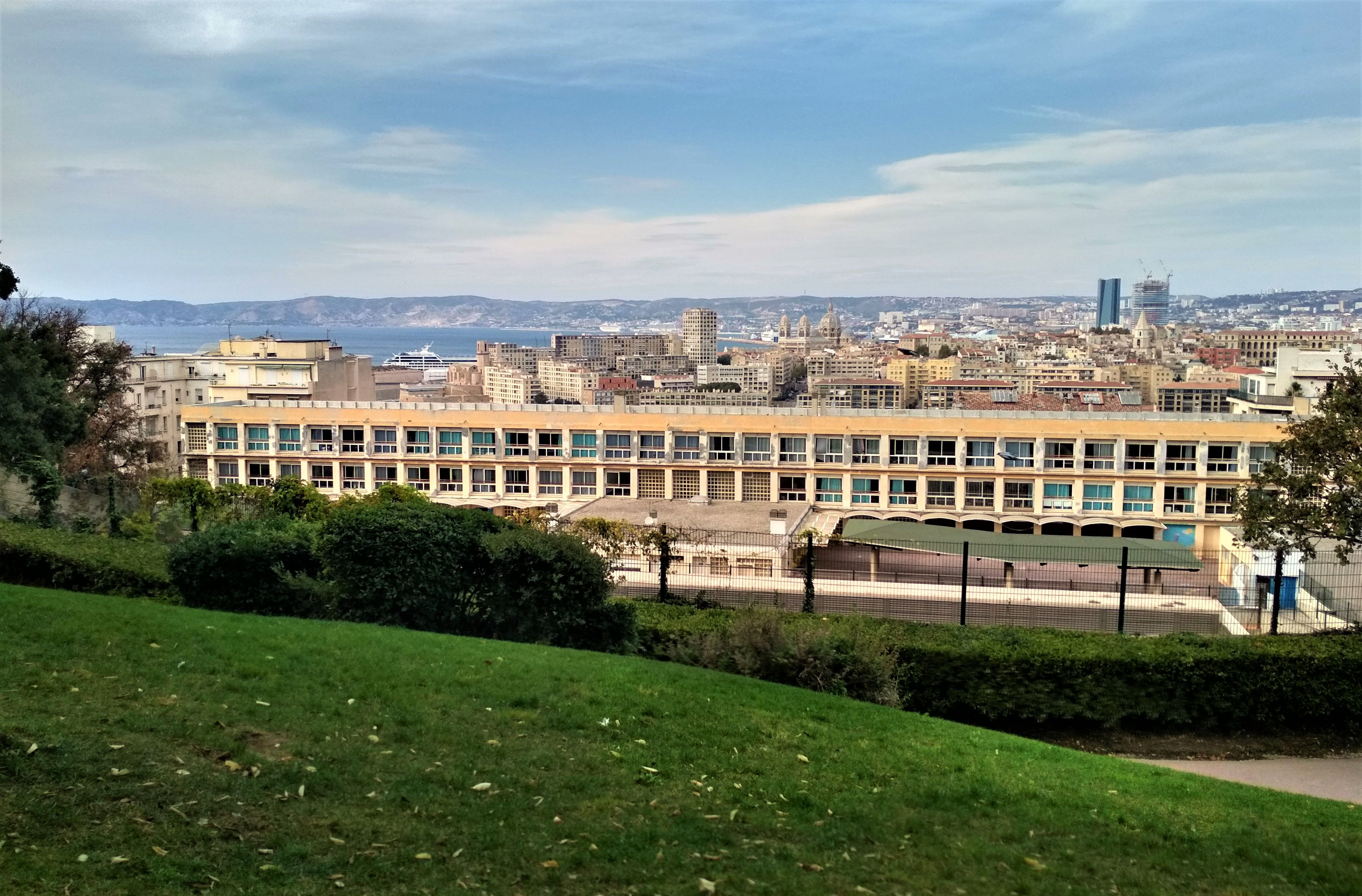Jardin de la Colline Puget, Marseille: All Year
