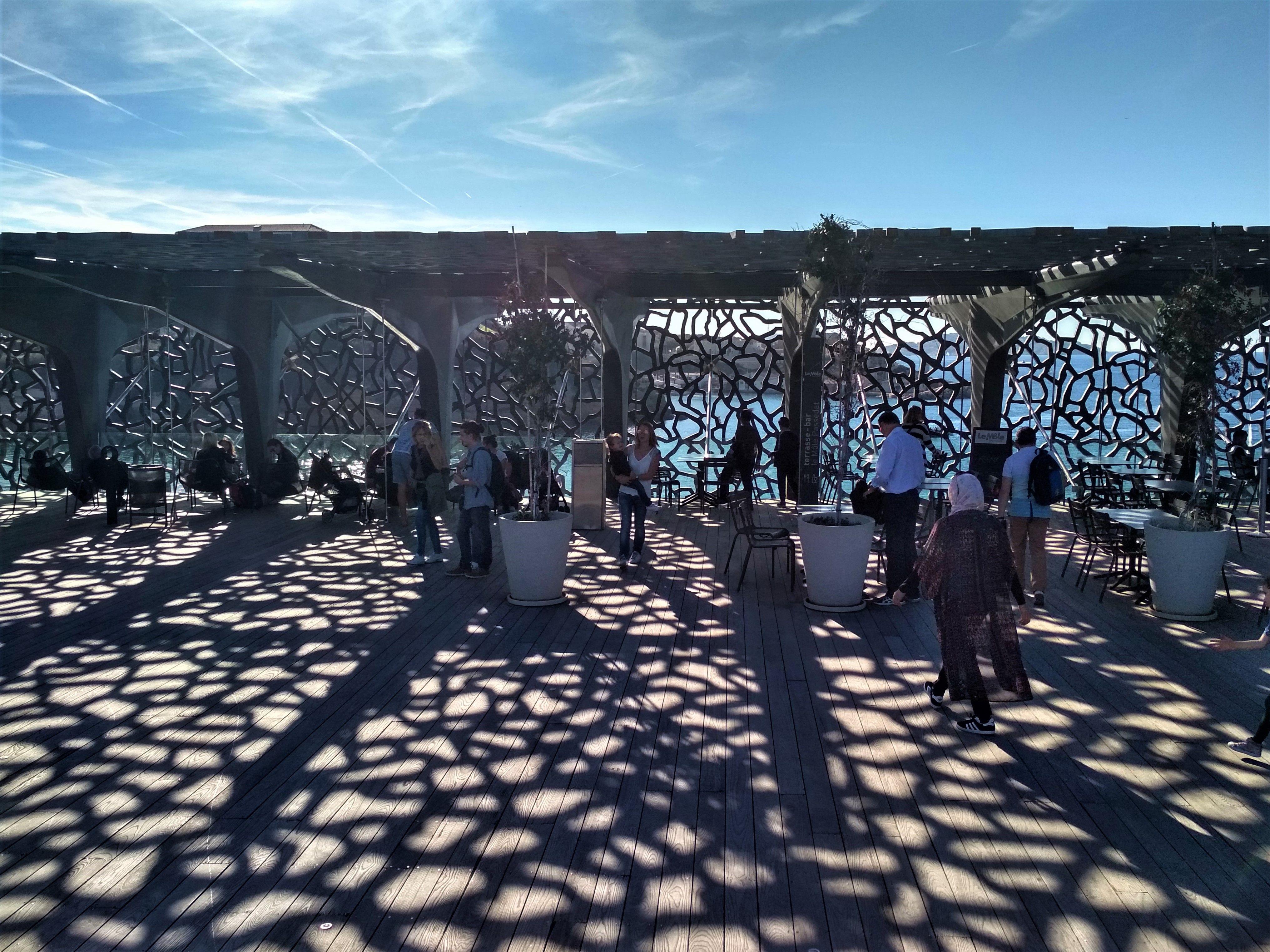Musée des civilisations de l'Europe et de la Méditerranée (Mucem), Marseille: All Year