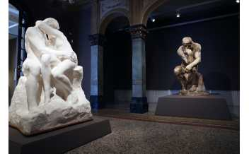 El infierno de Rodin, Exhibition, MAPFRE Foundation, Casa Garriga Nogués, Barcelona: until 21 January 2018