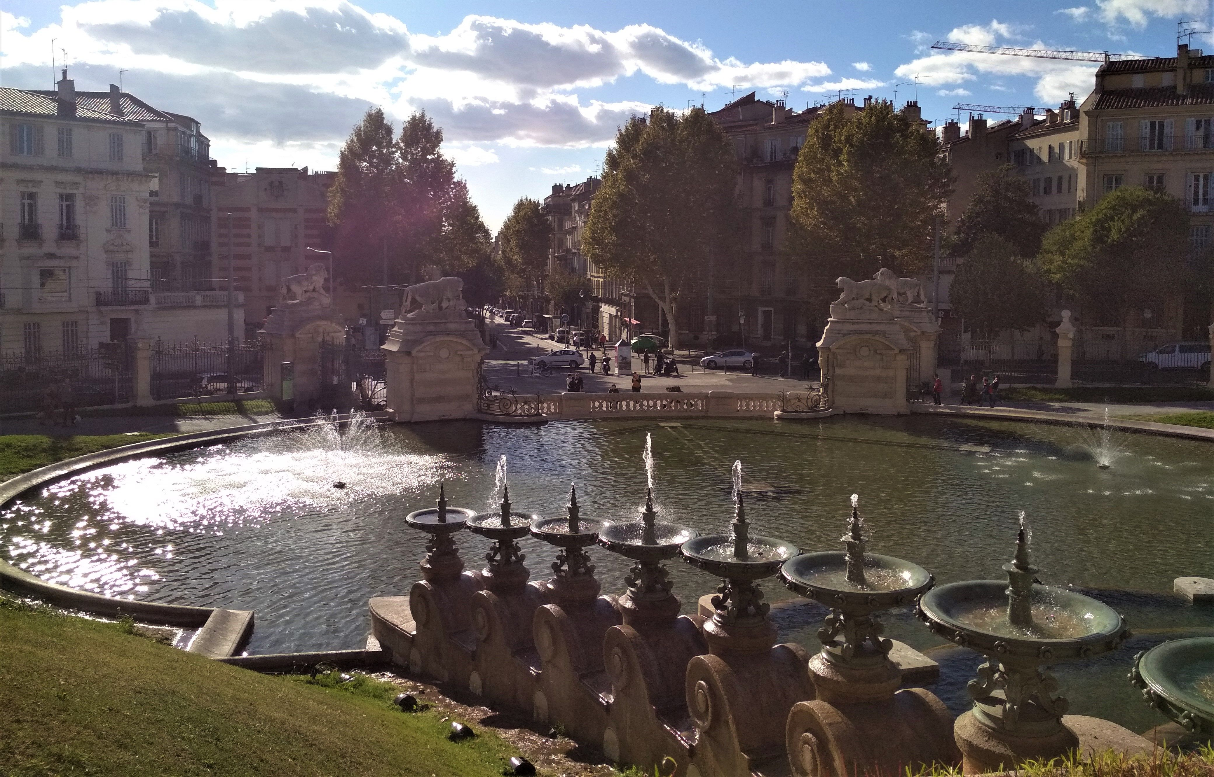 Parc Longchamp, Marseille: All Year