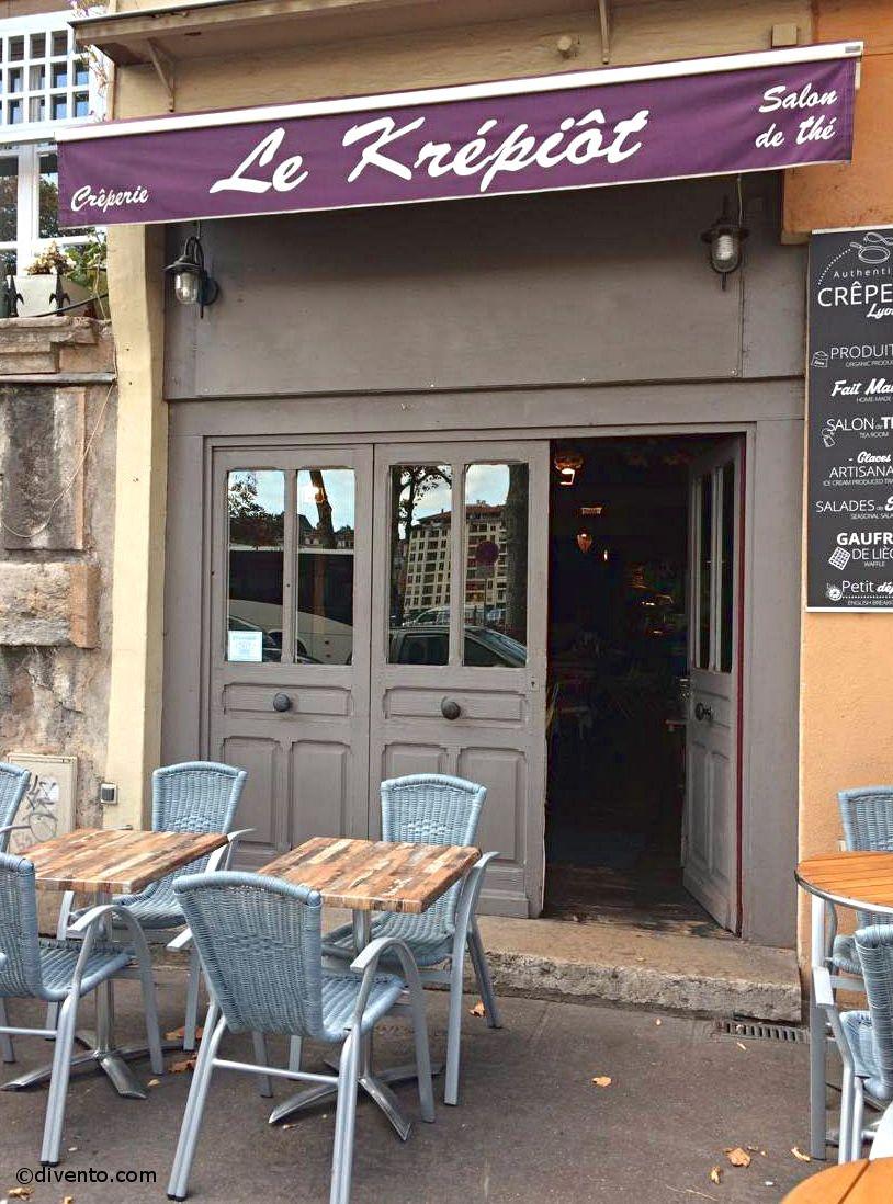 Le Krépiôt, Lyon
