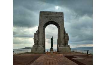 Monument aux morts de l'Armées d'Orient et terres lointaines, Monument, Marseille