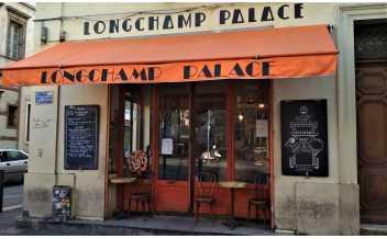 Longchamp Palace, Restaurant, Marseille: All Year