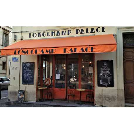 Longchamp Palace Restaurant Marseille All Year