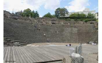 Théâtre antique de Fourvière, Lyon