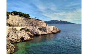 La Corniche Kennedy, Marseille