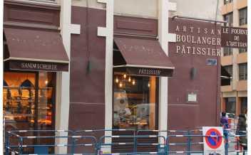 Le Fournil de l'Artisan, bakery, Lyon
