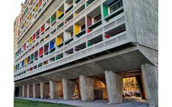 Cité Radieuse Le Corbusier, Marseille