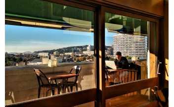 Le Ventre de l'architecte, Restaurant, Marseille