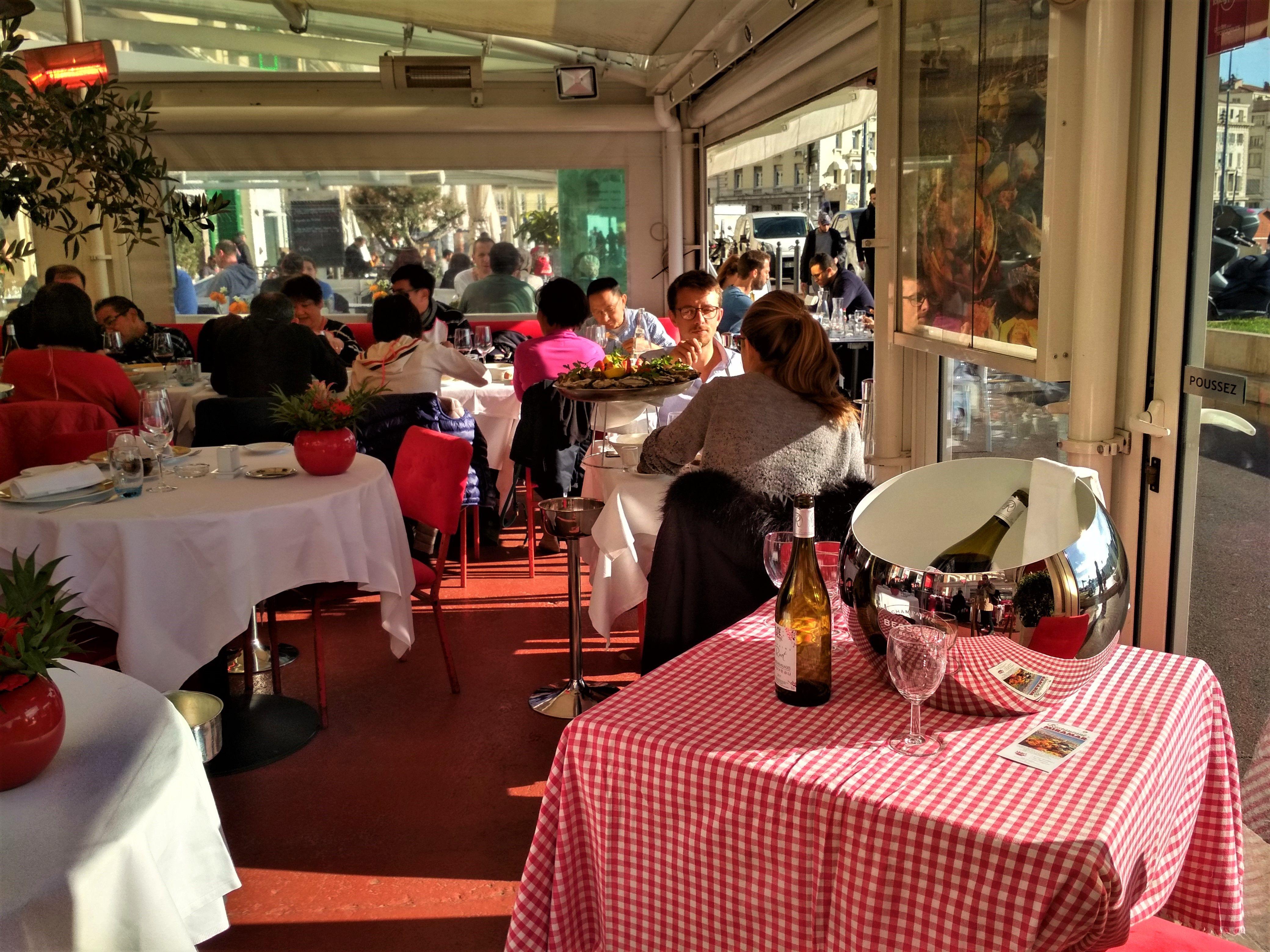 Miramar Restaurant Marseille