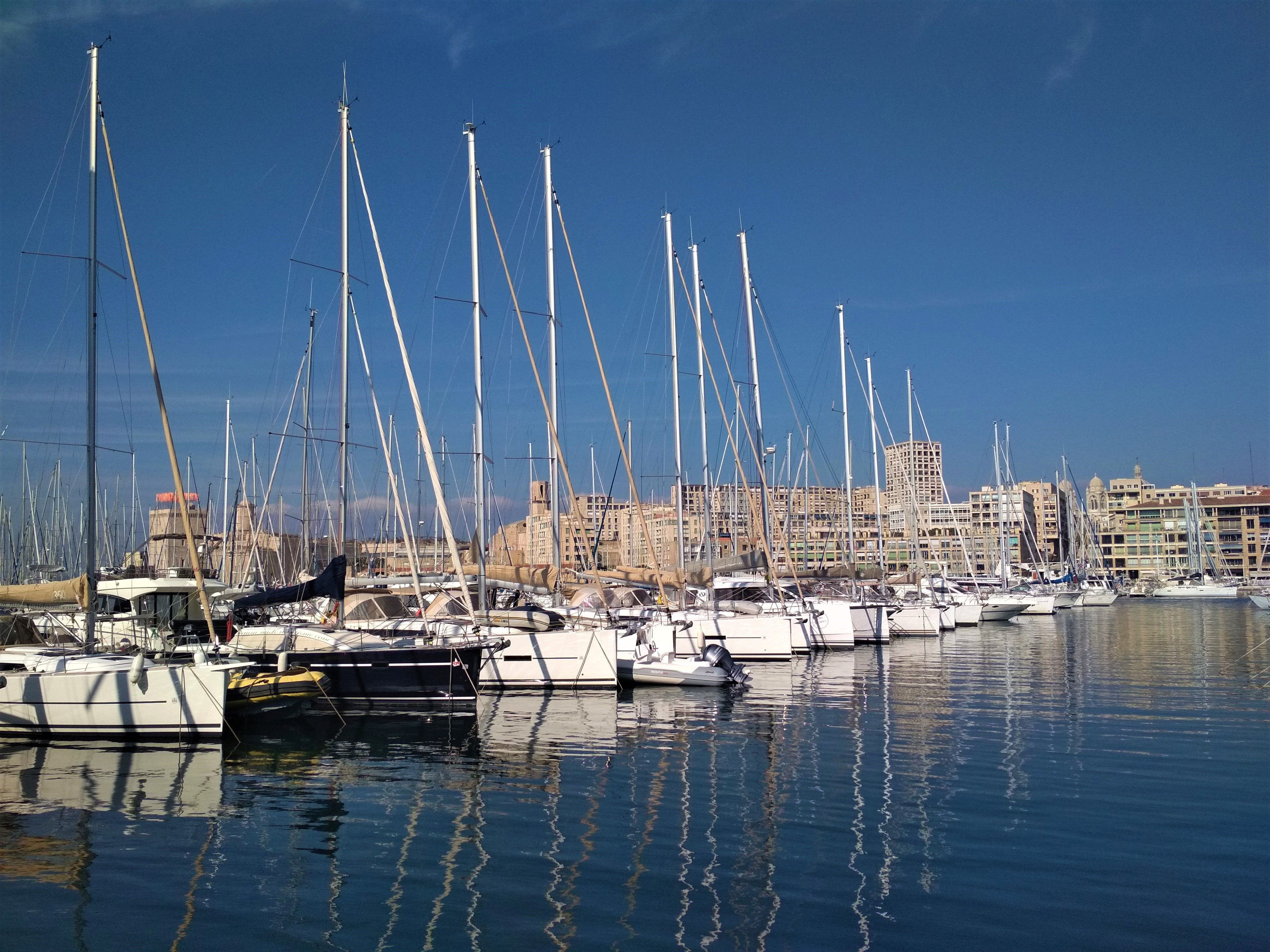 The Old Port, Marseille