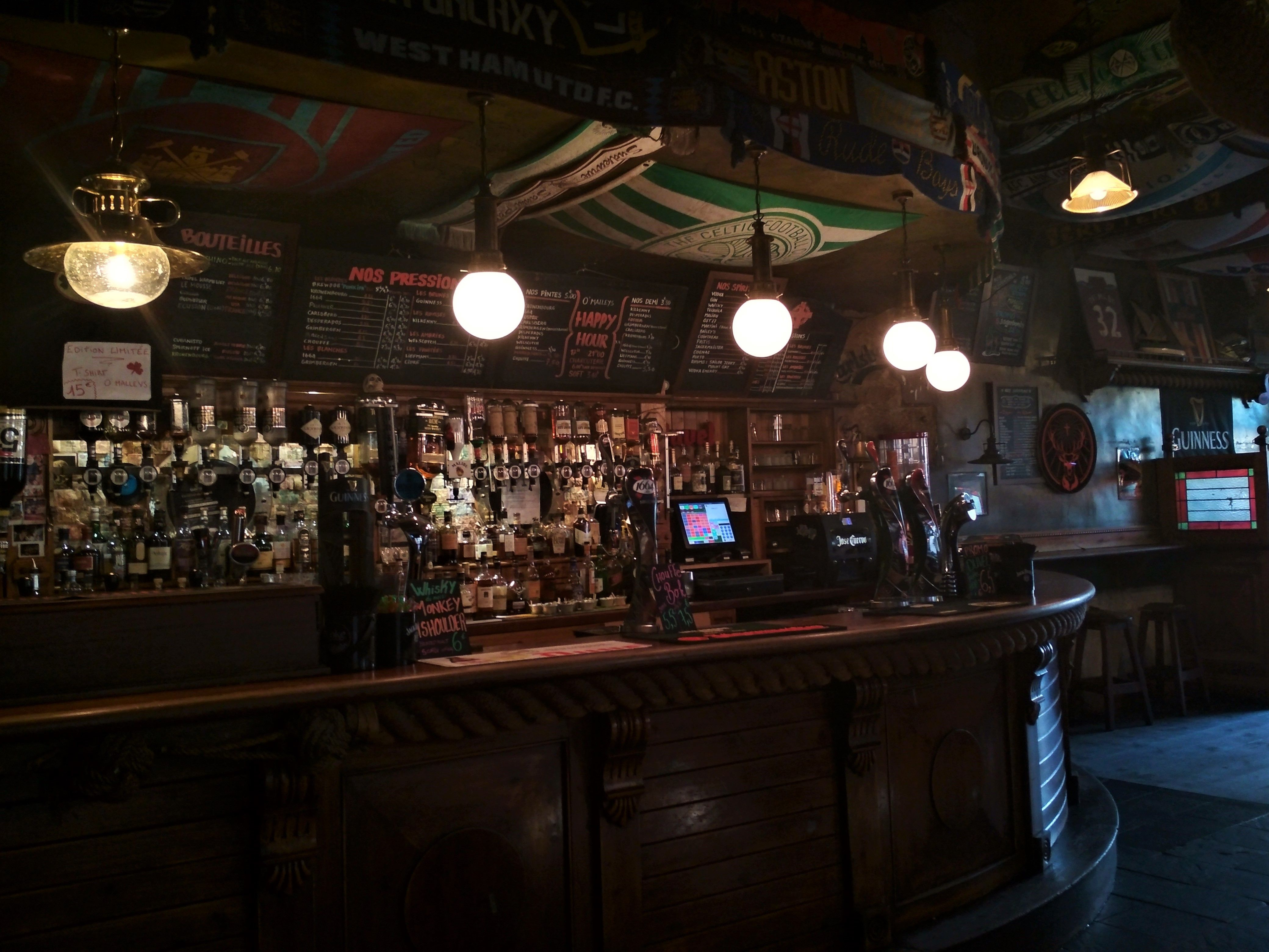 Pub O'Malley's, Marseille