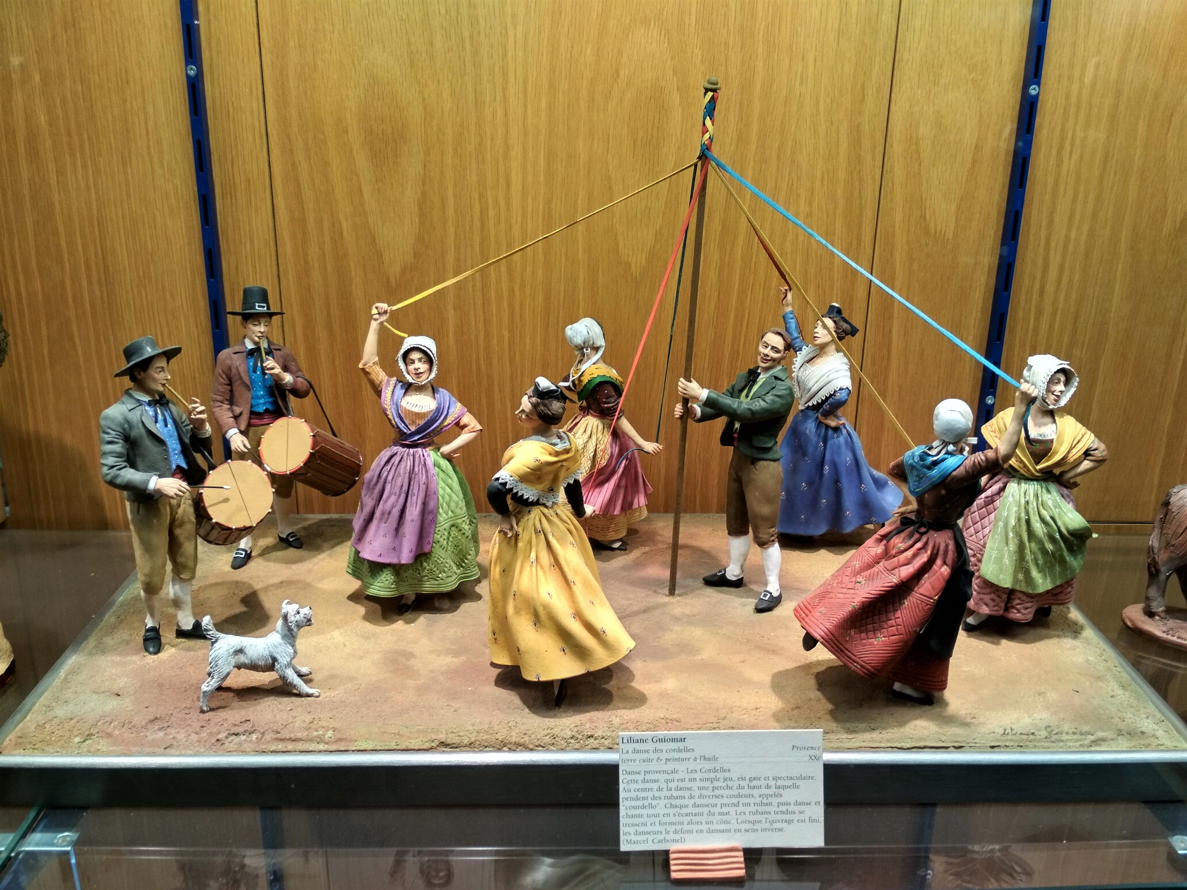 Santons Marcel Carbonel, Boutique and museum, Marseille: All Year