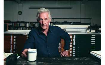 Ed Ruscha © Photography by Manfredi Gioacchini. Courtesy of Ed Ruscha and Gagosian