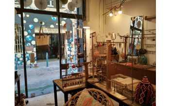 Cherry Bones, Boutique, Marseille