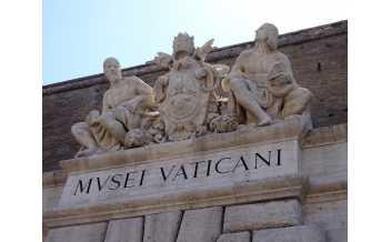 Les Musées du Vatican, Rome