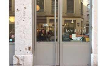 Konditori, Restaurant, Lyon