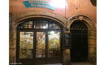 Chez Grand-Mère, Restaurant, Lyon